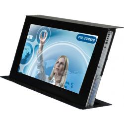 Manual Retractable Monitor 19'' HD