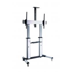 VESA 1000x600 shelf aluminium