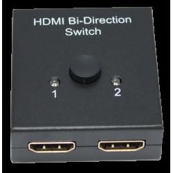 Selector HDMI 4K 2x1