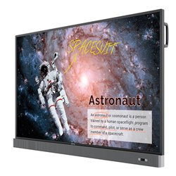 Display Interactivo 4k 65,70,75y86""